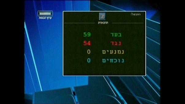 Knesset verabschiedet umstrittenes Anti-Korruptionsgesetz