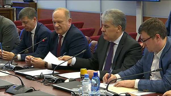 Грудинин подал документы в ЦИК