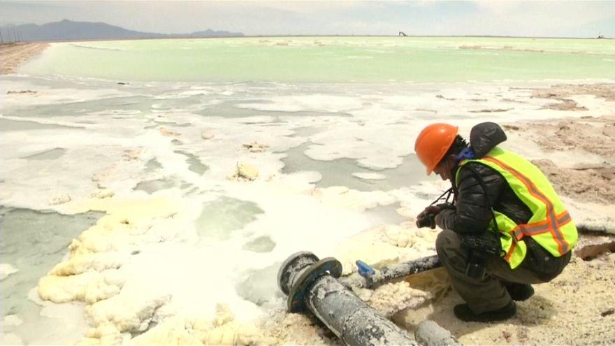 Lithium-Abbau: Boliviens Suche nach ausländischen Investoren