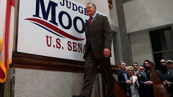 Alabama : Roy Moore est mauvais perdant