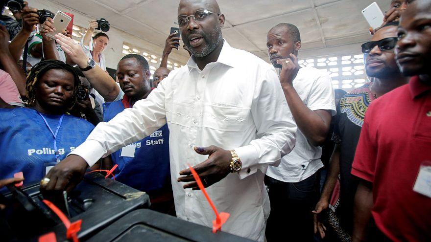 Λιβερία: Θρίαμβος του Ζορζ Γουεά στις εκλογές