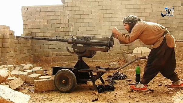 """Каким оружием воюет """"Исламское государство""""?"""
