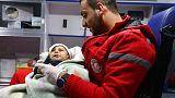 Doğu Guta'da hastaların tahliyesi 'pazarlık malzemesi' olmamalı