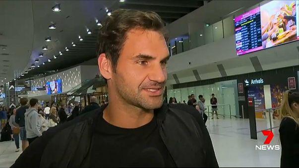 Роджер Федерер готов к сезону