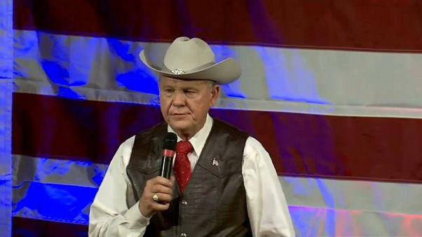 Alabama: Moore contesta resultados eleitorais nos tribunais