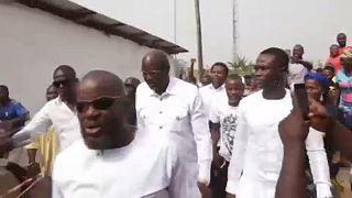 Weah setzte sich gegen den bisherigen Vizepräsidenten Joseph Boakai durch