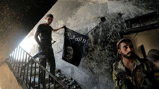 وحدات حماية الشعب الكردية تلقي القبض على أبرز المطلوبين الفرنسيين