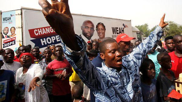 Λιβερία: Πανηγυρικό κλίμα στο αρχηγείο του Γουεά