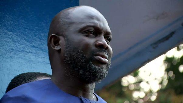Джордж Веа избран президентом Либерии