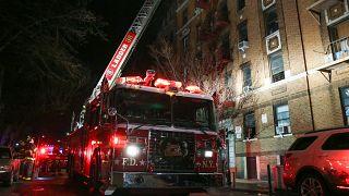 Νέα Υόρκη: Δώδεκα νεκροί από πυρκαγιά στο Μπρονξ
