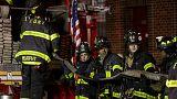 Cerca de 170 bombeiros combateram as chamas no Bronx
