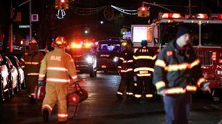 Többen meghaltak egy New York-i épületben kitört tűzben