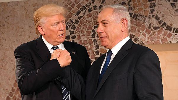 آمریکا و اسرائیل برای مقابله با ایران طرح مشترک امضاء کردند