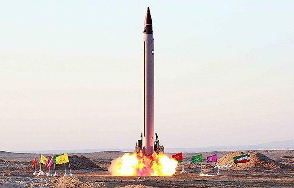 موشک عماد ایران