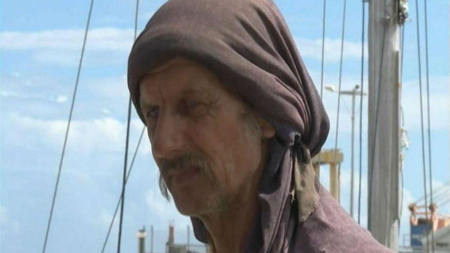 نجات دریانورد لهستانی پس از ماهها سرگردانی در آبهای اقیانوس هند