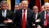ΗΠΑ: Ειρωνικά σχόλια Τραμπ για την κλιματική αλλαγή
