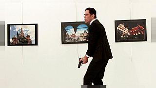 تركيا تعتقل صاحب المعرض  الذي  اغتيل فيه السفير الروسي