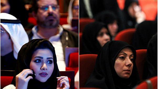 حقوق زنان به عرصه رقابت بین ایران و عربستان تبدیل می شود؟