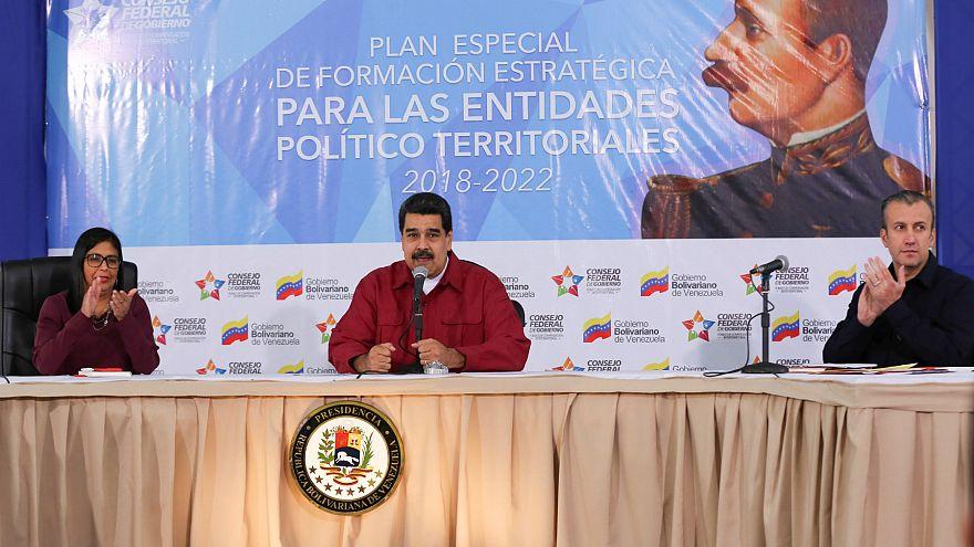 Venezuela lideri Maduro'dan Portekiz'e 'domuz eti' tepkisi