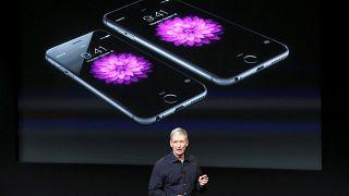 Apple pede desculpa