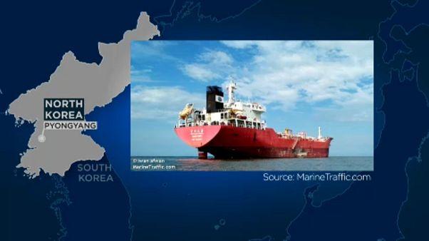 """Seúl incauta un navío chino por vender """"ilegalmente"""" petróleo a Pyongyang"""