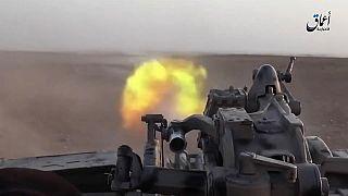 EU-Waffen beim IS (Bericht)