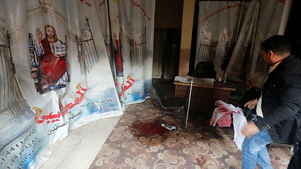 تیراندازی در کلیسایی در قاهره چندین کشته برجای گذاشت