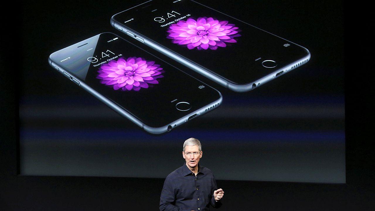 Etats-Unis- Obsolescence programmée : les excuses d'Apple
