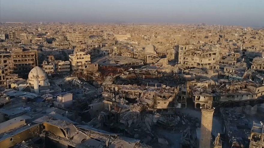 Mossul vor schwierigem Wiederaufbau