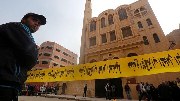 Pelo menos dez mortos em ataque contra igreja no sul do Cairo