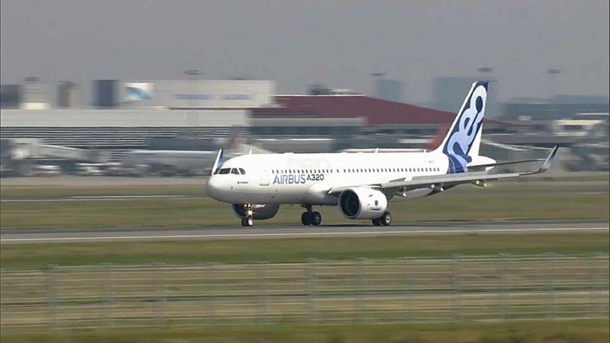 Çinli gruptan 50 adet Airbus siparişi