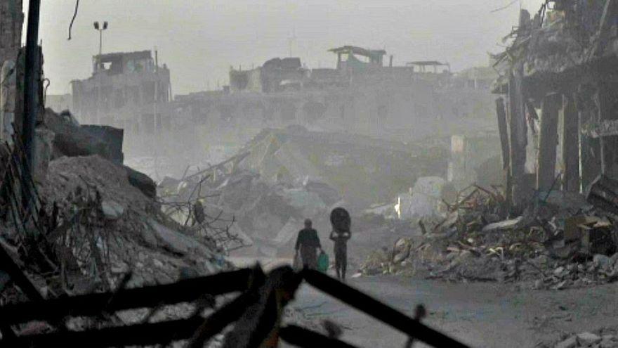 Az újjáépítés nehézségeivel küzd Moszul