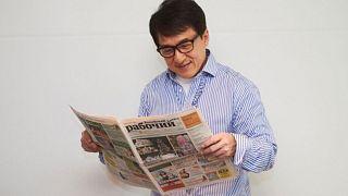 """""""Копейский рабочий"""": с Новым годом от Голливуда!"""