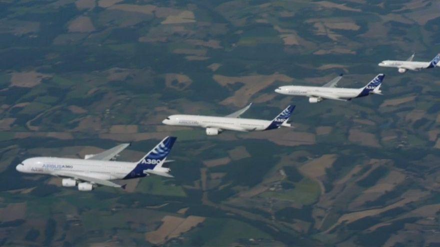 Contratto storico per Airbus