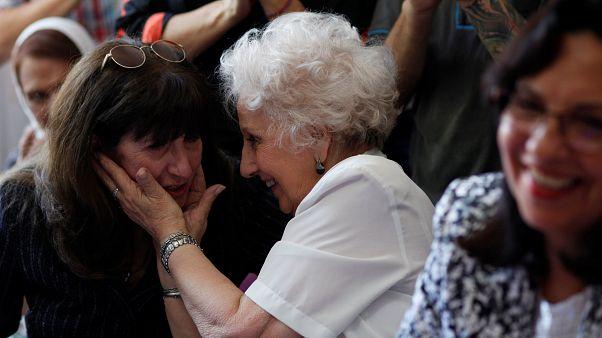 Le 127ème bébé volé sous la dictature retrouvé
