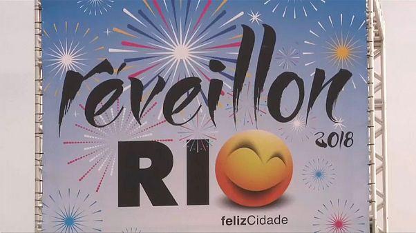 Brasile: Rio, i preparativi per il nuovo anno