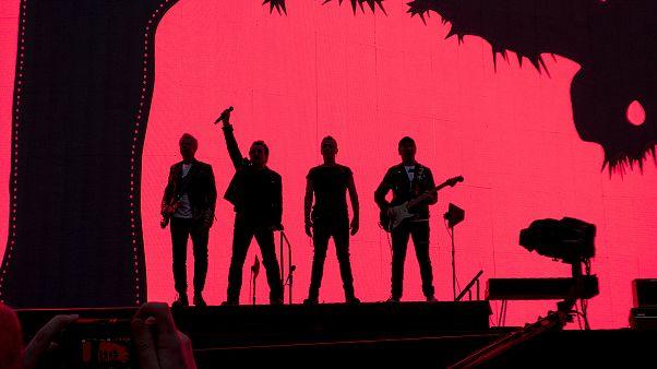 Concerti live: dominio degli U2, record per Vasco
