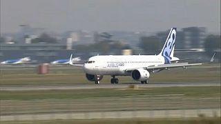 Χαμόγελα για την Airbus στο κλείσιμο της χρονιάς