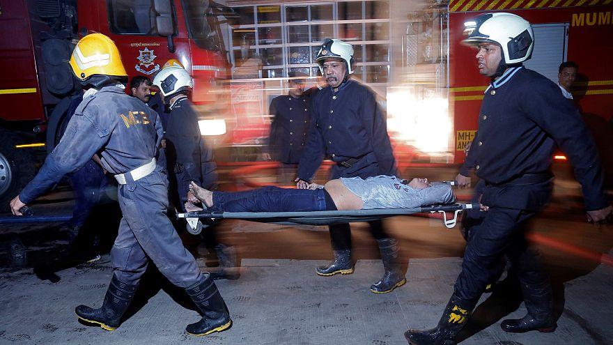 Mumbai restaurant fire leaves 14 dead