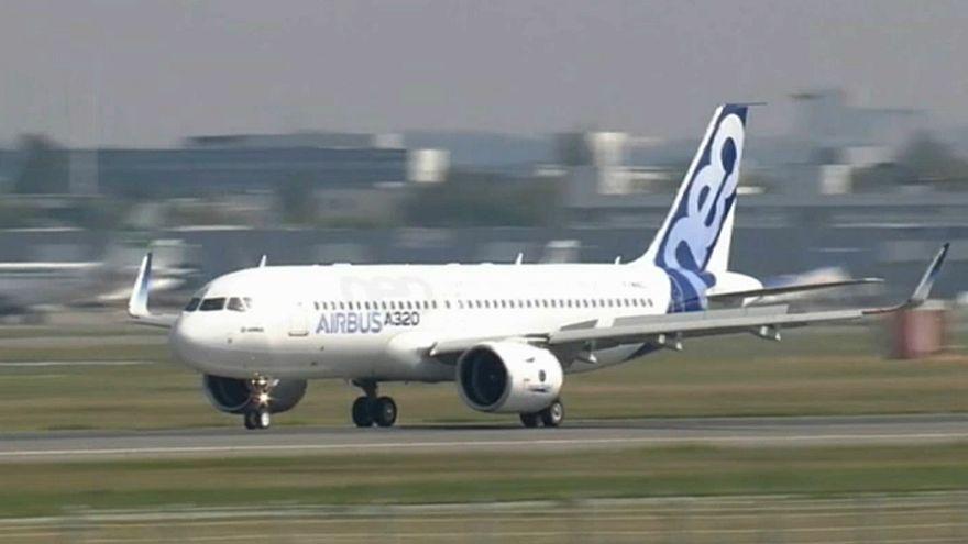 Airbus vende A320 neo para a China