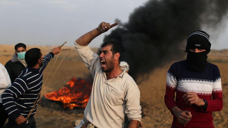 Palästinenser: wütend und unausgeschlafen