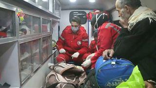 Suriye: Sınırlı tahliyeler endişe yaratıyor