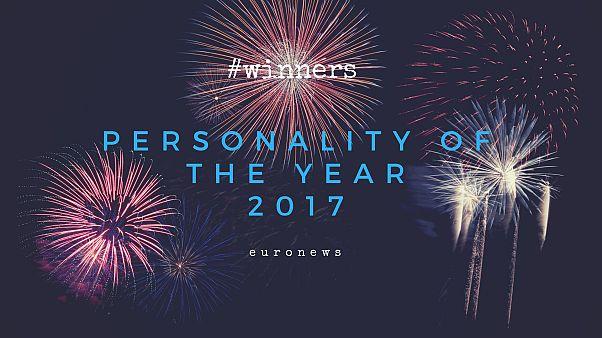 Ők lettek az év emberei az Euronews szavazásán