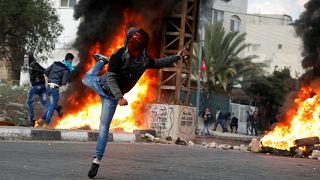 احتجاجات في غزة والضفة رفضا لقرار ترامب بشأن القدس