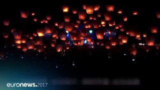 Resumen 2017: Los vídeos más vistos del año por idiomas de Euronews