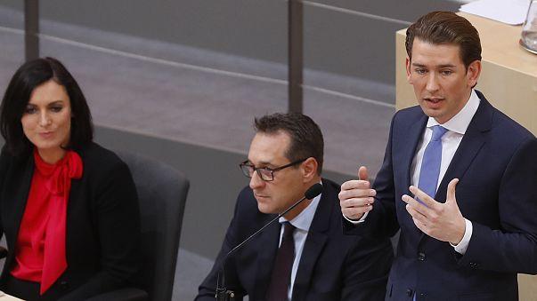 Un appel à boycotter la présidence autrichienne de l'UE