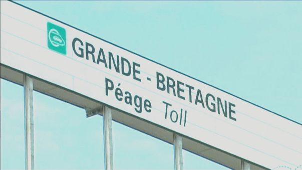 Brexit: Frankreich will von Großbritannien Geld für neue Zollposten