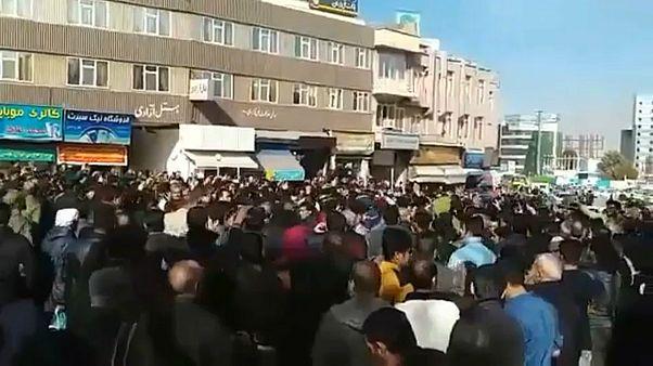 بالفيديو: لليوم الثاني على التوالي احتجاجات مناهضة للحكومة في إيران