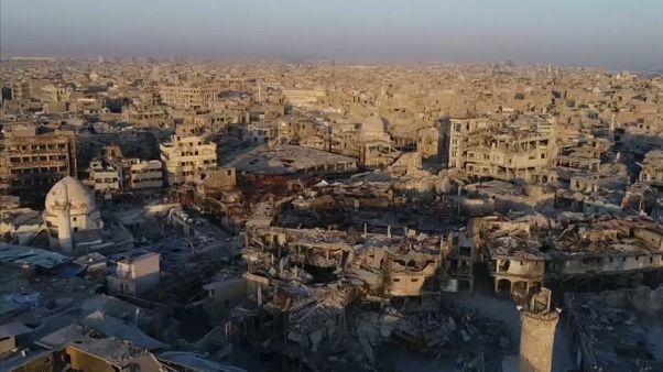 Mosul pide a EEUU pagar parte de la factura para la reconstrucción de la ciudad