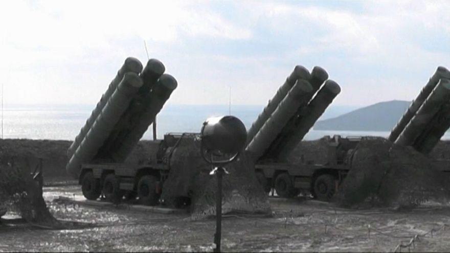 Turquía compra misiles antiaéreos S-400 a Rusia